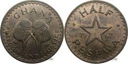 Ghana - 1/2 Pesewa 1967 - SUP - Mon2595 - Ghana