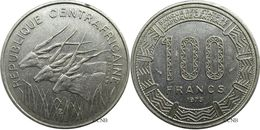République Centrafricaine - 100 Francs 1975 - TTB - Mon2601 - Centrafricaine (République)