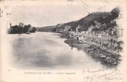Environs De ROUEN Croisset Dieppedalle 2(scan Recto-verso) MA952 - Rouen
