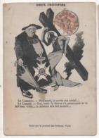 HUMOUR  DIEUX CRUCIFIÉS - Alexandre
