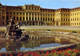 Wien - Schlob Schonbrunn - 45-862 - Formato Grande Viaggiata – E 4 - Vienna