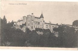***  69  ***   Château De La Duchere  écrite TB - France
