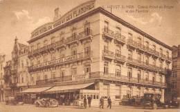 HEYST S/MER - Grand Hôtel De Bruges Et Des Flandres - Heist