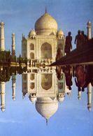 Taj Mahal - Agra - India - Formato Grande Viaggiata – E 4 - India
