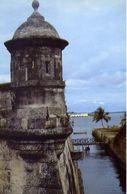 Cartagena - Columbia - Castillo De San Fernando - Bocachica - Formato Grande Viaggiata – E 4 - Colombia
