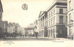 Namur - CPA - L'Hôtel De Ville - Namur