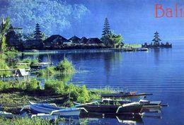 Bali - Candi Kuning Temple - Bedugul - Formato Grande Non Viaggiata – E 4 - Cartoline