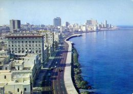 Litoral De La Habana - Formato Grande Non Viaggiata – E 4 - Cartoline