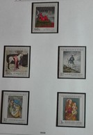 Tchécoslovaquie 1968 Yv. 1686-1690 Complete Set 5values. - Paintings In National Gallery- Neuf - MUH - Ungebraucht