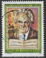 Austria SG2382 1994 Anniversaries 6s Good/fine Used [4/3925/7D] - 1945-.... 2nd Republic
