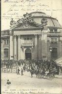 PARIS 1  -- La Bourse Du Commerce                                         -- LL 370 - Arrondissement: 01
