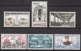 MONACO 1960 - SERIE N° 526 A 531 - NEUFS** - Monaco