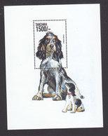 Tanzania, Scott #1980, Mint Never Hinged, Dogs, Issued 1999 - Tanzania (1964-...)