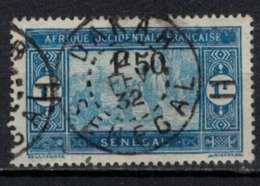 SENEGAL     N° YVERT  :   98     ( 1 ) OBLITERE       ( O 02/51 ) - Sénégal (1887-1944)