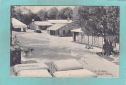 Small Postcard Of R.A. Lines,Barian, Pakistan,Q90. - Pakistan