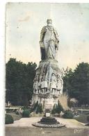 Cpsm Format Cpa.BELFORT . SQUARE DU SOUVENIR . MONUMENT AUX MORTS . ECRITE POUR LES VOEUX DE 1969 . ETAT MOYEN.2 SCANES - Belfort - Ville