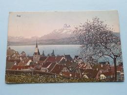 ZUG ( Pilate Im Bic/Pen - Voir Photo ) ( Wilh. Wyss - 1059 ) Anno 1911 ( Voir Photo ) ! - ZG Zug