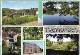 JP ~ 88  ~ TREMONZEY  .  . 6 Vues - France