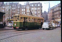 TRAMWAY DE LILLE   ROUBAIX TOURCOING  1964                 TIRAGE MODERNE - Altri