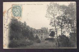 CPA 78 - L' ALEU - Environs De SAINT-ARNOULT - Château De L'Aleu - Vue Du Parc - TB PLAN EDIFICE - France