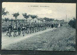 CPA - INFANTERIE - Marche Militaire, Très Animé - Regiments