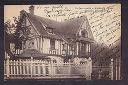 CPA 27 - RUGLES - Maison Normande - TB PLAN Avec Détails D'un Très Beau Pavillon - Altri Comuni