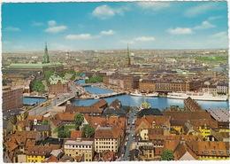View Of Copenhagen - Oceansteamer -1966 - (DK.) - Denemarken