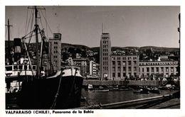 CHILI - VALPARAISO PANORAMA DE LA BAHIA - Chile