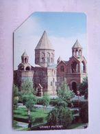 25 Units Church - Arménie