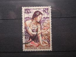 VEND BEAU TIMBRE DE POLYNESIE FRANCAISE N° 11 !!! - Polinesia Francese