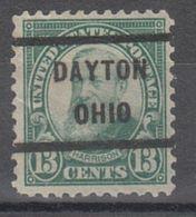 USA Precancel Vorausentwertung Preo, Locals Ohio, Dayton 622-232 - Vereinigte Staaten