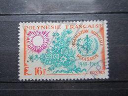 VEND BEAU TIMBRE DE POLYNESIE FRANCAISE N° 61 !!! - Polinesia Francese