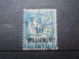 VEND BEAU TIMBRE DE PORT-SAID N° 53 !!! - Used Stamps