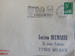 Lot De Flammes De France (+ De 200) - Marcophilie (Lettres)
