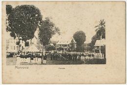 Monrovia Parade Undivided Back - Liberia
