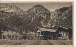 AK 0848  Gernalm Im Achental - Verlag Stempfle Um 1920-30 - Achenseeorte