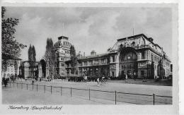 AK 0848  Nürnberg - Hauptbahnhof / Verlag Andro Um 1920-30 - Bahnhöfe Ohne Züge