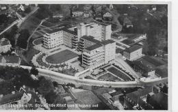 AK 0848  Tübingen - Chirurgische Klinik Vom Flugzeug Aus / Verlag Franckh Um 1939 - Tübingen