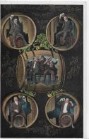 AK 0848  Wenn Ich Einmal Der Herrgott Wär - Bier , Humor / Künstlerkarte Um 1910-20 - Humor
