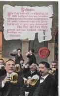 AK 0848  Urkunden-Karte - Bier , Humor / Künstlerkarte Um 1910-20 - Humor