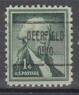 USA Precancel Vorausentwertung Preo, Locals Ohio, Deerfield 723 - Vereinigte Staaten