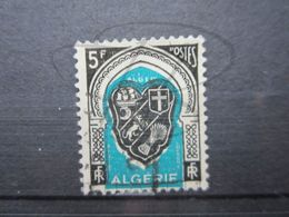 VEND BEAU TIMBRE D ' ALGERIE N° 268 , COULEURS DECALEES !!! - Used Stamps