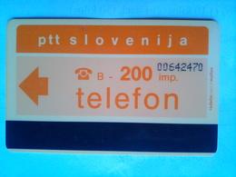 PBS 200  Units - Slovénie