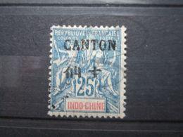 VEND BEAU TIMBRE DE CANTON N° 25 !!! - Canton (1901-1922)