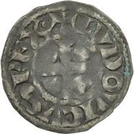 Monnaie, France, Denier Tournois, TB+, Billon, Duplessy:188 - 987-1789 Monnaies Royales