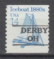 USA Precancel Vorausentwertung Preo, Locals Ohio, Derby 872 - Vereinigte Staaten