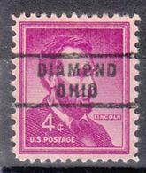 USA Precancel Vorausentwertung Preo, Locals Ohio, Diamond 743 - Vereinigte Staaten