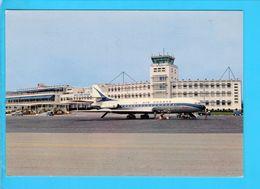 Cp Carte Postale    -  Aeroport De Nice Caravelle - 1946-....: Moderne