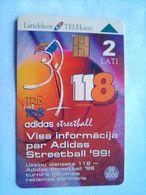 2 Lati 118 - Latvia