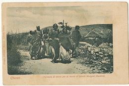 Cheren Fantasia Di Donne Per La Morte Di Scheik Morgani ( Santone )  Edit Zafirachi Massaua - Erythrée